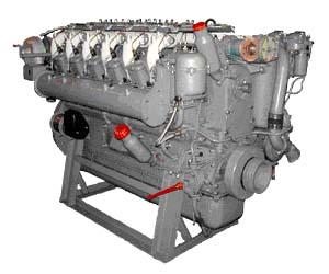 Двигатель Wola-H
