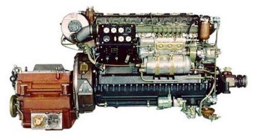 Двигатели Д6, Д12