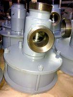 Дроссельно-запорное устройство ДЗУ-250
